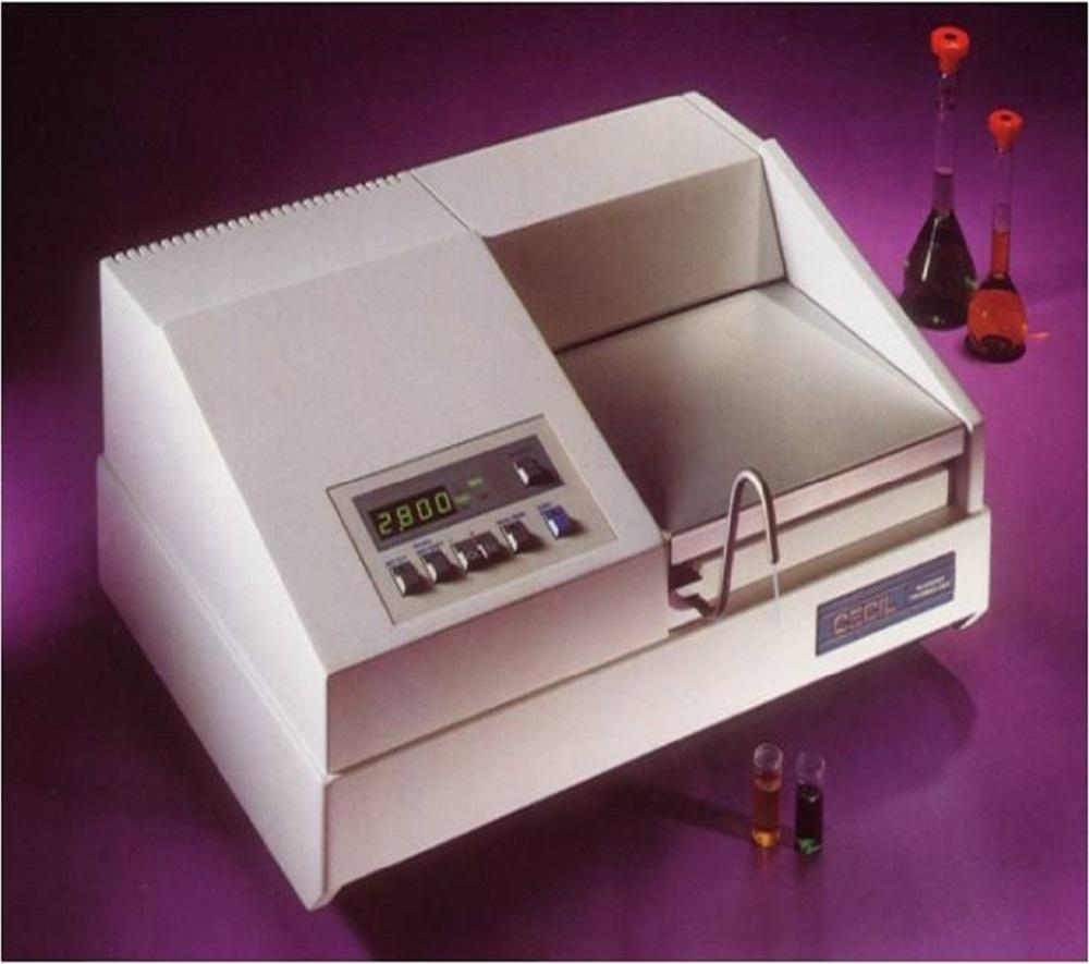 Máy quang phổ Vis CE 1011